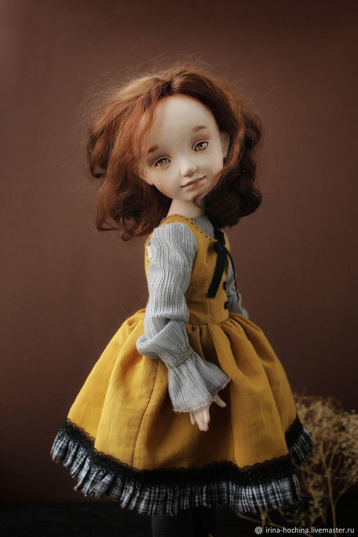 Коллекционные куклы ручной работы. Ярмарка Мастеров - ручная работа. Купить Авторская коллекционная кукла Мария. Handmade. Коллекционная кукла