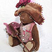 """Куклы и игрушки ручной работы. Ярмарка Мастеров - ручная работа Мишка """"Маленький французик"""". Handmade."""