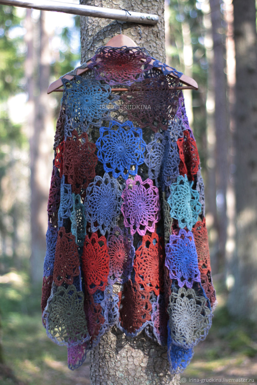 Openwork wool cardigan, Cardigans, Lomonosov,  Фото №1