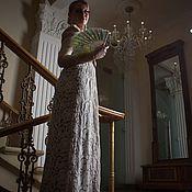 """Одежда ручной работы. Ярмарка Мастеров - ручная работа Платье кружевное """"Anna"""". Handmade."""