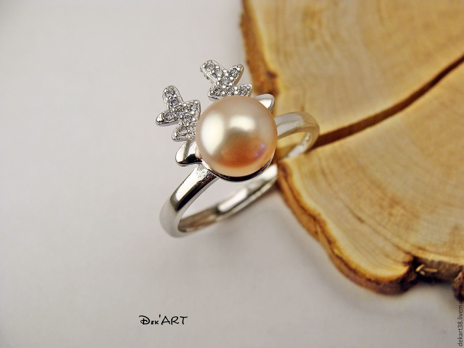 The basis for ring silver plated Art. 92505 approx, Blanks for jewelry, Irkutsk,  Фото №1