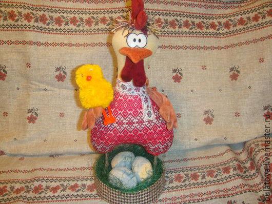 """Подарки на Пасху ручной работы. Ярмарка Мастеров - ручная работа. Купить Петушок """"ПАПАНЯ"""". Handmade. Комбинированный, подарок, пасхальная игрушка"""