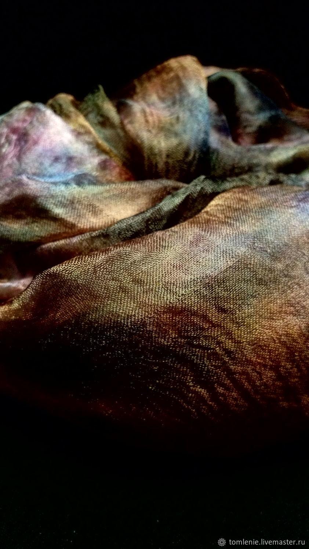 """Шелк """"Натюрморт"""", Материалы для валяния, Черкизово,  Фото №1"""
