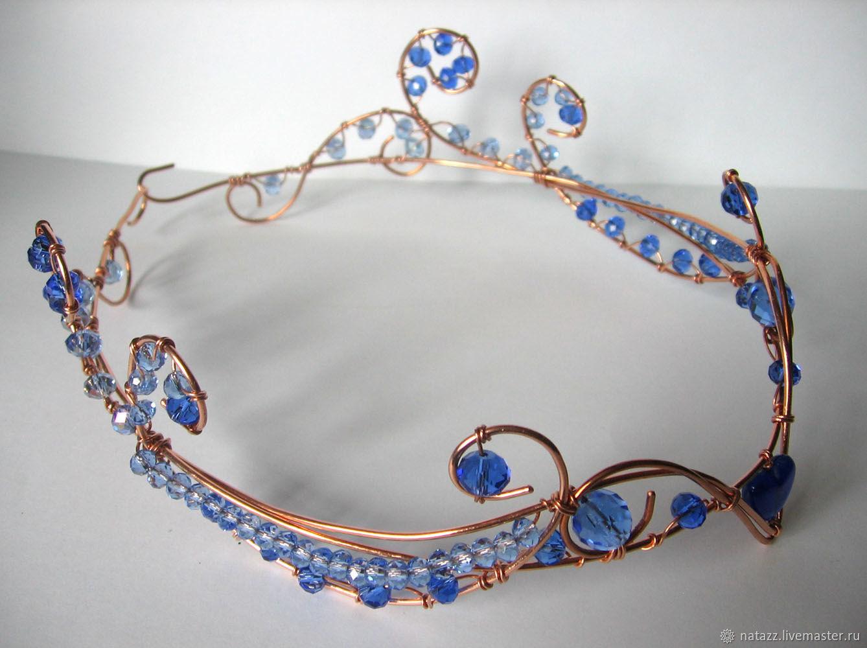 Синяя диадема, Корона, Москва,  Фото №1