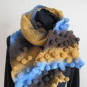 Аксессуары ручной работы. Ярмарка Мастеров - ручная работа шарф-скидка. Handmade.