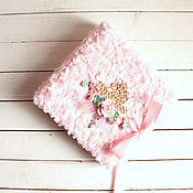 Канцелярские товары ручной работы. Ярмарка Мастеров - ручная работа Фотоальбом для девочки с отпечатанными листами до года. Handmade.