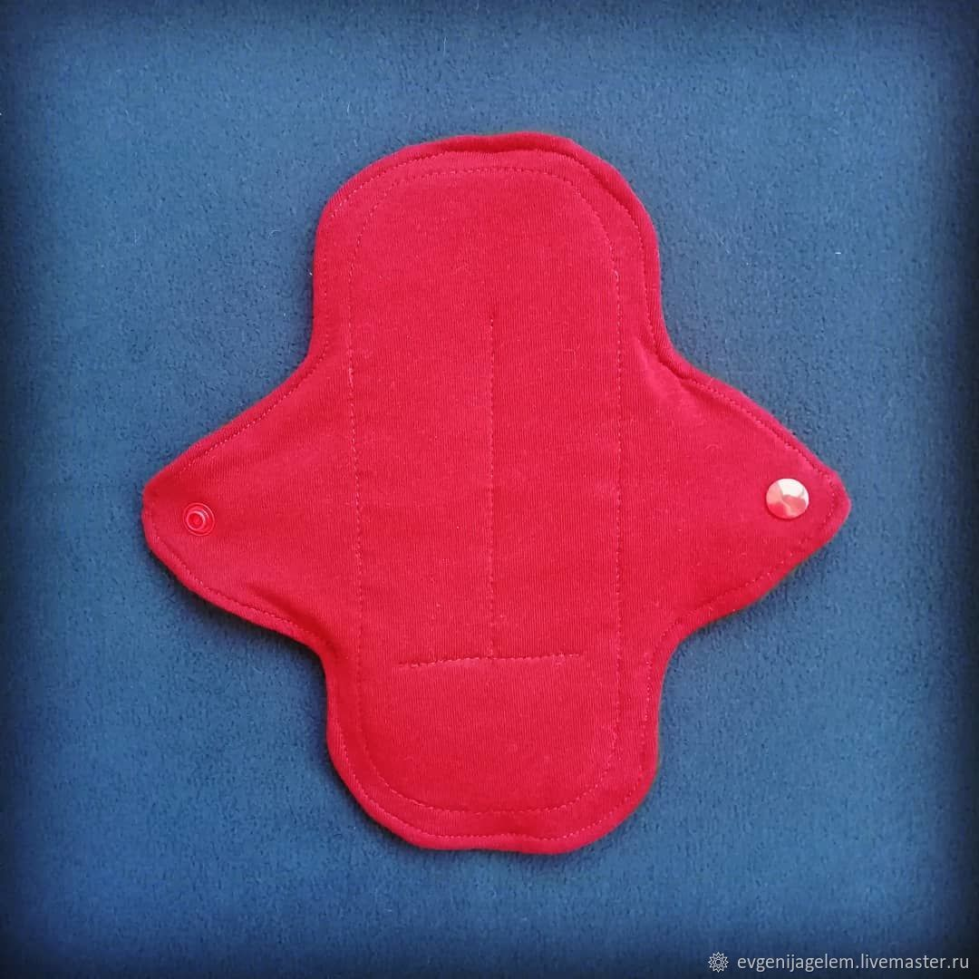 Reusable 'Plush' red strip, Underpants, Moscow,  Фото №1