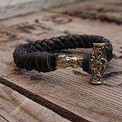 Украшения handmade. Livemaster - original item Bracelet - The Hammer Of Thor. Handmade.