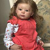 Куклы и игрушки handmade. Livemaster - original item Reborn Dolls: Reborn doll Marley bu Ann Timmerman. Handmade.