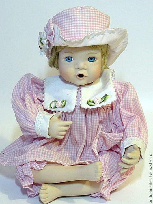 """Винтажные предметы интерьера. Ярмарка Мастеров - ручная работа. Купить Кукла коллекционная """"Pretty in Pink"""". Handmade. Винтаж, игрушка"""