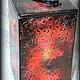 Кухня ручной работы. Ведьмин лес - короб для хранения. Уникальный дом (Ольга). Ярмарка Мастеров. Ручная авторская работа