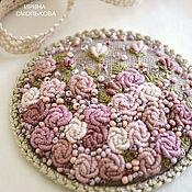 Украшения handmade. Livemaster - original item brooch roses. Handmade.