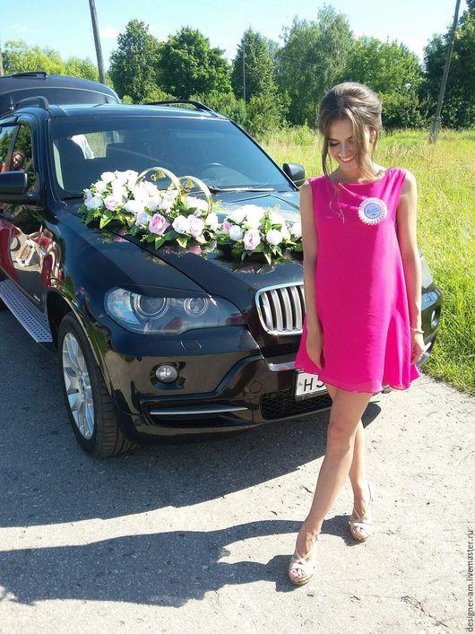 платье для подружки невесты Дизайнер -Марычева Алёна