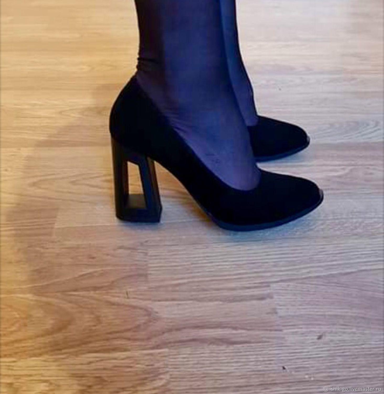 Обувь ручной работы. Ярмарка Мастеров - ручная работа. Купить Женские туфли.  Handmade. 8c756a4a498