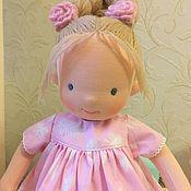 Куклы и игрушки handmade. Livemaster - original item Sofia Waldorf doll. Handmade.