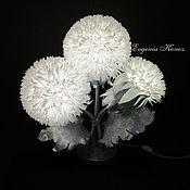 Для дома и интерьера handmade. Livemaster - original item Dandelion lamp Three lamps bedroom Lighting. Handmade.