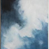 Картины и панно handmade. Livemaster - original item Sky, Clouds. Handmade.