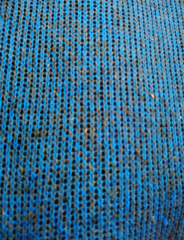 Трикотажное полотно (синее), Ткани, Санкт-Петербург,  Фото №1