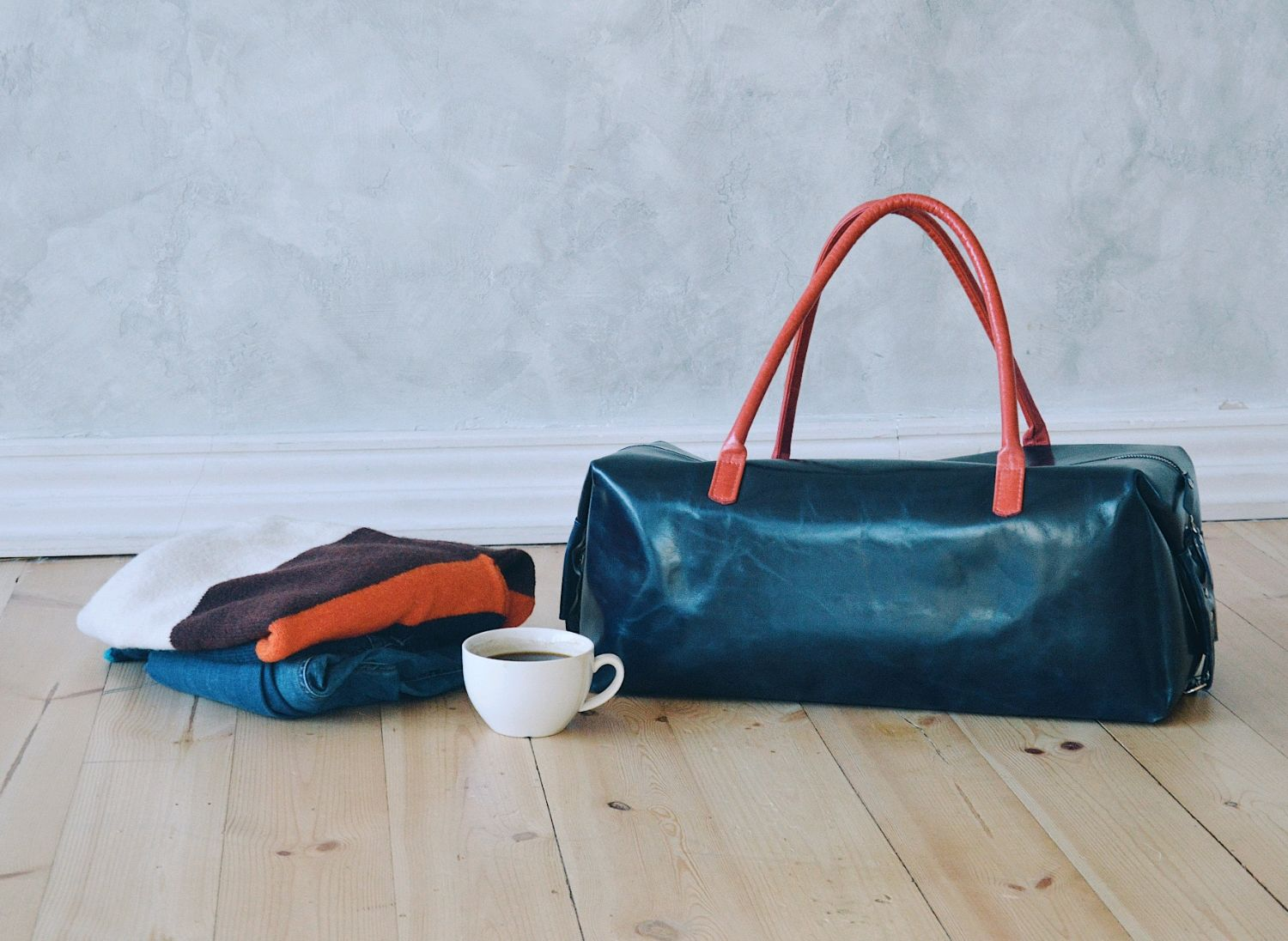 Travel and sports bag made of genuine leather, Sports bag, Moscow,  Фото №1