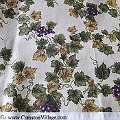 Материалы для творчества handmade. Livemaster - original item Fabric: American cotton in the remains.. Handmade.