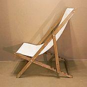 Мебель ручной работы. Ярмарка Мастеров - ручная работа Шезлонг. Handmade.