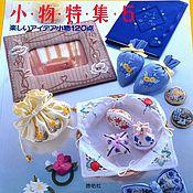 Материалы для творчества handmade. Livemaster - original item Copy of Embroidery Japanese motifs (Japan). Handmade.