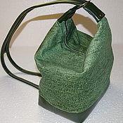 Сумки и аксессуары ручной работы. Ярмарка Мастеров - ручная работа Сумка-рюкзак трансформер. Handmade.