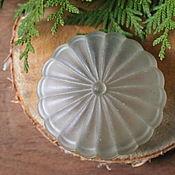 Винтаж handmade. Livemaster - original item Vintage cosmetic jar for cream, 1950s. Handmade.
