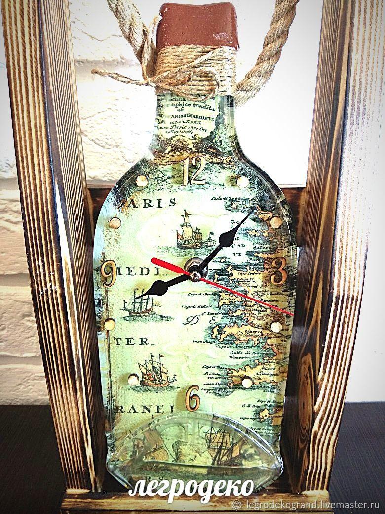Часы: Часы Тревел в подарочном деревянном ящике, Часы классические, Тольятти,  Фото №1
