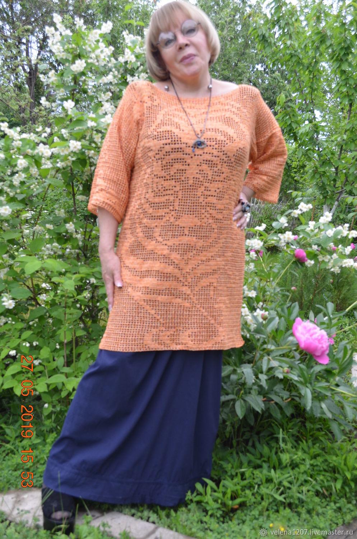 Tunic dress 'Chunga-Chang', Dresses, Shahty,  Фото №1