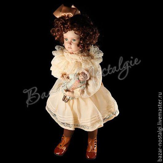 Винтажные куклы и игрушки. Ярмарка Мастеров - ручная работа. Купить КУКЛА SOPHIE и её Bru Pamela Phillips Georgetown Фарфор. Handmade.
