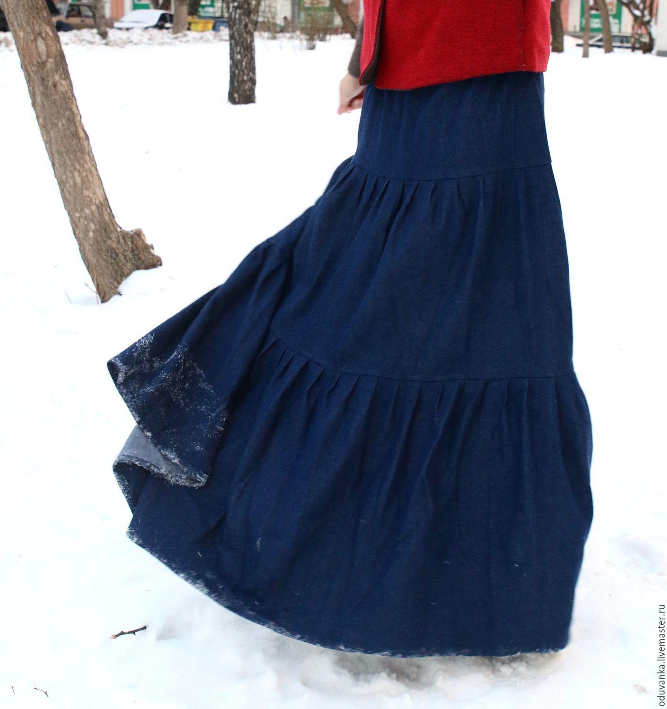 Сшить юбку за один день