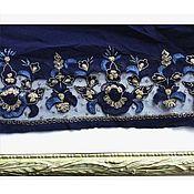 Материалы для творчества handmade. Livemaster - original item Antique fabric No. №368. Handmade.