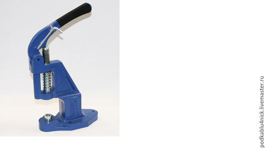 Другие виды рукоделия ручной работы. Ярмарка Мастеров - ручная работа. Купить Пресс для установки фурнитуры(кнопок, блочек, хольнитенов и т.п.). Handmade.