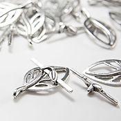 Материалы для творчества handmade. Livemaster - original item The lock toggle for jewelry art. 3-44. Handmade.