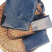 Сумки и аксессуары handmade. Livemaster - original item Handbag, purse, cover documents. gift set for men.. Handmade.