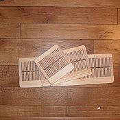 Материалы для творчества ручной работы. Ярмарка Мастеров - ручная работа Бердо для ручного ткачества. Handmade.