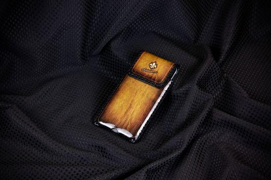 Для телефонов ручной работы. Ярмарка Мастеров - ручная работа. Купить Чехол для Samsung Galaxy Note Edge c Орденом Бронзовой Лилии № 107i. Handmade.