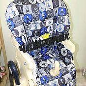 Чехол на стульчик ручной работы. Ярмарка Мастеров - ручная работа Чехол для стульчика Cam Campion. Handmade.