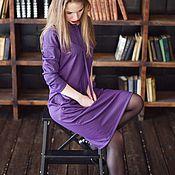 """Одежда ручной работы. Ярмарка Мастеров - ручная работа Платье """"Дэйзи"""" принт. Handmade."""