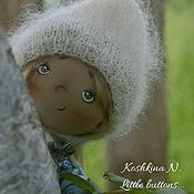 """Куклы и игрушки ручной работы. Ярмарка Мастеров - ручная работа """"Одуванчик"""".. Handmade."""