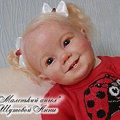 Куклы и игрушки ручной работы. Ярмарка Мастеров - ручная работа Кукла реборн Эмили. Handmade.