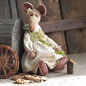 Stuffed Toys manualidades. Livemaster - hecho a mano Waiting for birds. Lusha. Handmade.