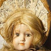 Куклы и игрушки ручной работы. Ярмарка Мастеров - ручная работа Кукла салонная. Винтаж.. Handmade.