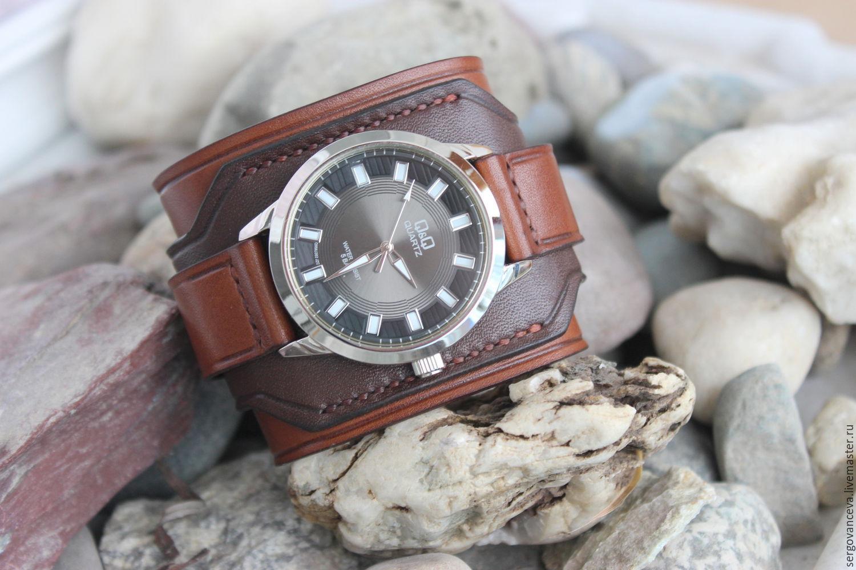 Часы на кожаном ремне купить в детские смарт часы купить в ростове