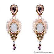 "Украшения handmade. Livemaster - original item ""Beatrice"" earrings. Handmade."
