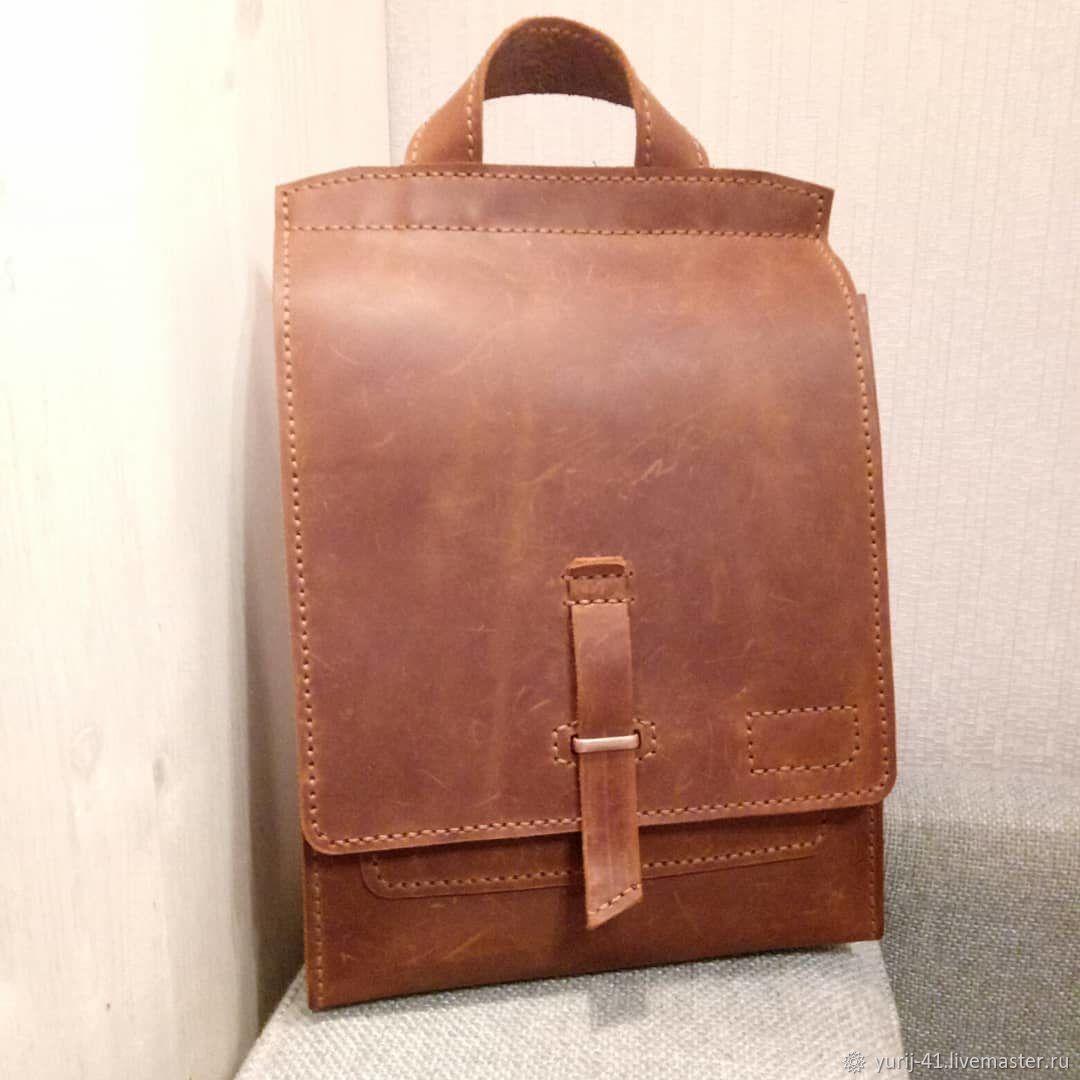 ecbfc9ca9916 Мужские сумки ручной работы. Ярмарка Мастеров - ручная работа. Купить  Кожаная сумка мужская.