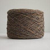 Материалы для творчества handmade. Livemaster - original item Irish soft yarn is 100% wool, 50g/287 m, colour