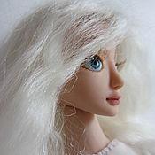 Куклы и игрушки ручной работы. Ярмарка Мастеров - ручная работа Кукла ручной работы Серафима. Handmade.