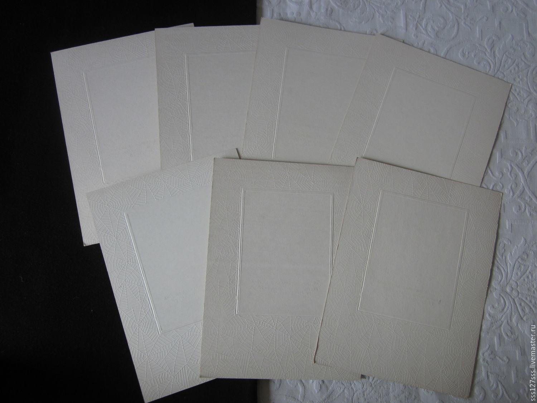 картонные рамки для фото купить